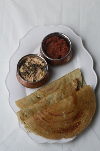 DOSA- A SOUTH INDIAN SPECIALITY