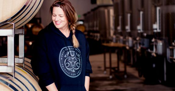 The Future Is WOW: Woman-Owned Wineries' Amy Bess Cook Wants to Level the Playing Field