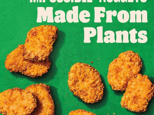 Burger King Is Bringing Not-Chicken to Its Menu With Impossible Nuggets