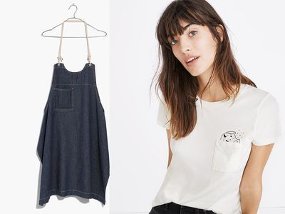 Milk Bar/Madewell Apron Sells Out in the Blink of an Eye