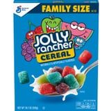 Am I 9 Years Old Again? Walmart Has New Jolly Rancher Cereal With Blue Raspberry Pieces!