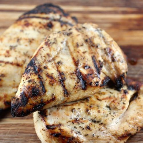 Artisan Grilled Chicken