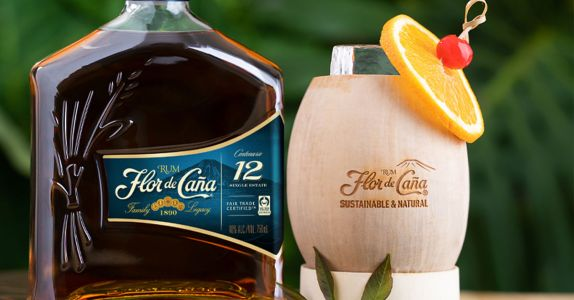 Flor de Caña Introduces Zero Waste Month, a Sustainable Cocktail Initiative to Help Reduce Food Waste