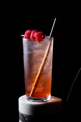 Raspberry Shrub from Bibo Ergo Sum