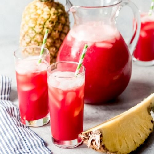 HOMEMADE HAWAIIAN PUNCH RECIPE