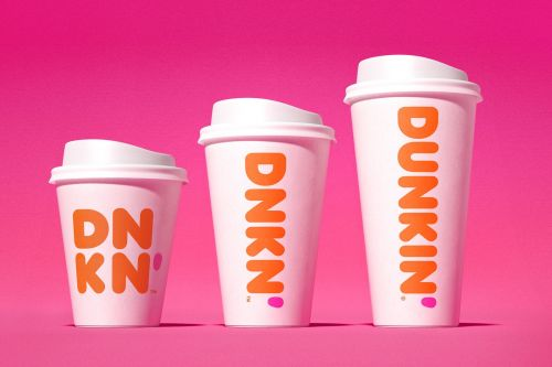 Welcome to Dunkin': Dunkin' Donuts Reveals New Brand Identity