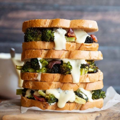 Broccoli Sandwich