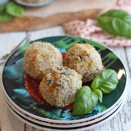 Arancini in the air fryer or oven