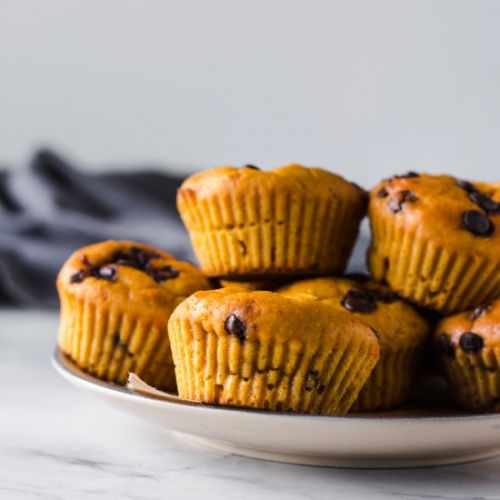 Vegan Orange-Pumpkin Muffins