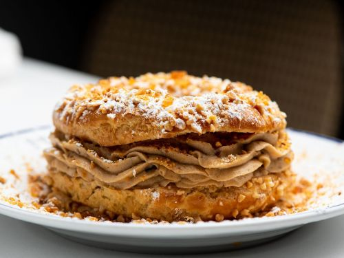 All About Paris-Brest, a Pastry Named for a Bicycle Race