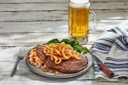 """O'Charley's Announces """"All Fired Up"""" Summertime Menu"""
