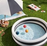 Hearth & Hand's Summer Backyard Collection Features a Lemonade Stand, Inflatable Pool, and More!