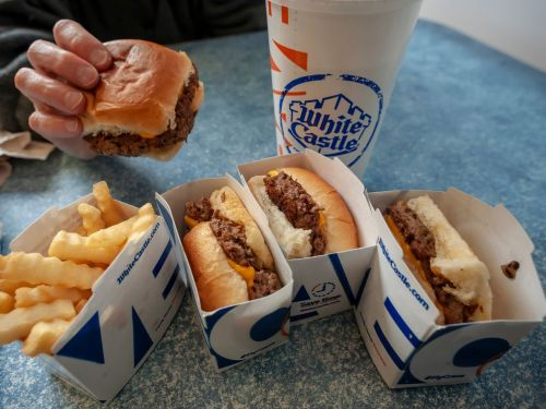 White Castle Is Testing Out a Robot Line Cook Named Flippy