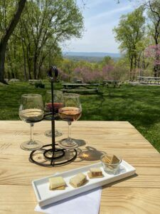 May 1-2: Featured Wine and Cheese Flight