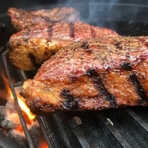 Grilled Picanha Perfection