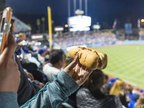 Baseball Food Is Going Local
