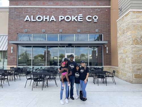 Aloha Poke Opens First Store in Texas