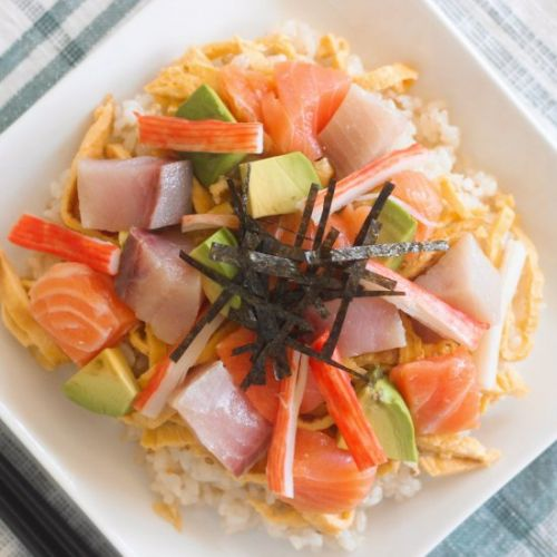 Easy Sushi At Home