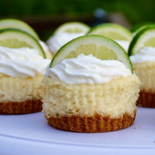 Margarita Mini Cupcakes