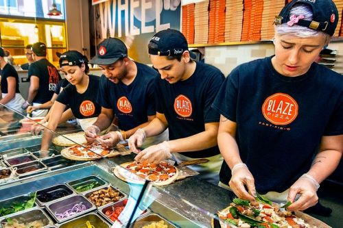 Blaze Fast-Fire'd Pizza Announces Grand Opening of Ft. Bliss Military Base Location
