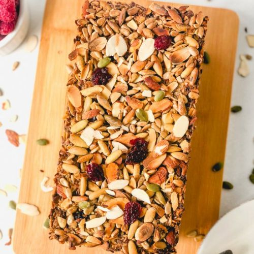 Adventure Bread with Nuts and Fruit