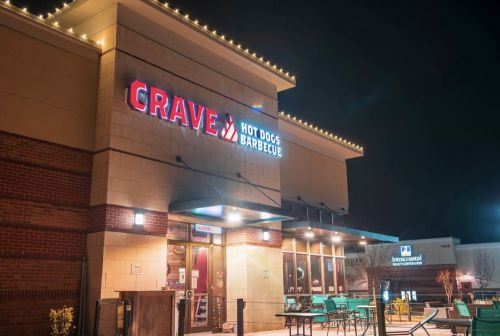 Wilmington, NC Welcomes Crave Hot Dogs and BBQ!
