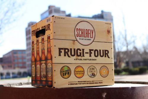 Drink of the Week: Schlafly Frugi-Four