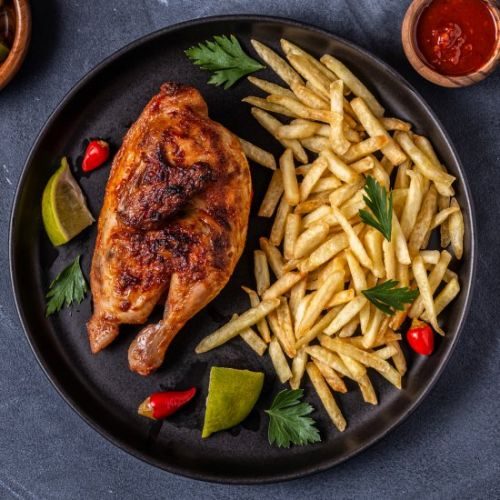 Mozambique Chicken