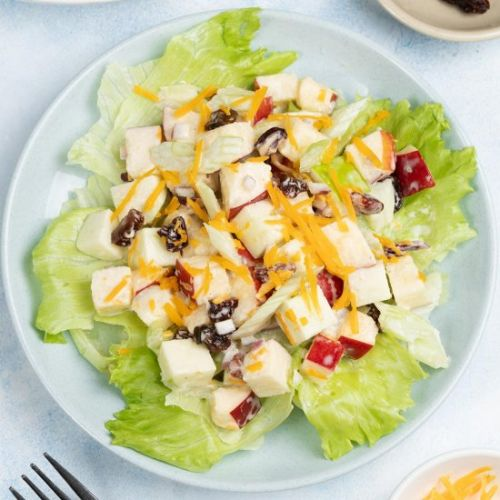 Simple Apple Salad Recipe