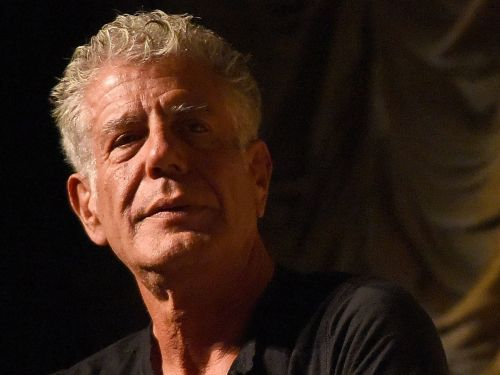 No Public Memorial Service Planned for Anthony Bourdain