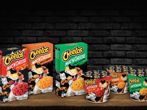 In a Dangerously Cheesy Move, Cheetos Is Debuting Its Own Mac and Cheese