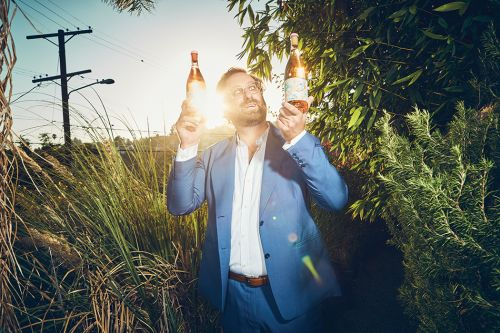 Q&A: Eric Wareheim on Wine