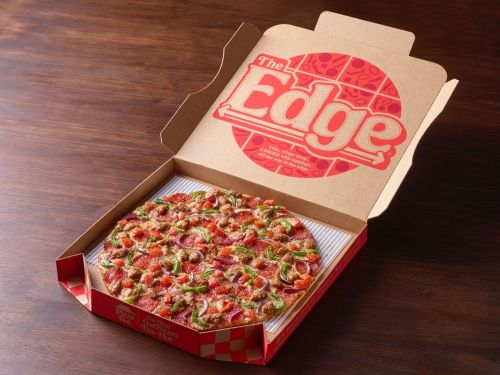 Topping Lovers Rejoice! Pizza Hut Takes You Alllll The Way To The Edge With Nationwide Return Of Iconic Thin Crust Pizza