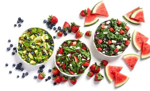Saladworks to Rescue Barbeques with Free Catering Sized Salads Across Philadelphia and South Jersey by Fans' Tweets on National Watermelon Day with BlahBQRescue